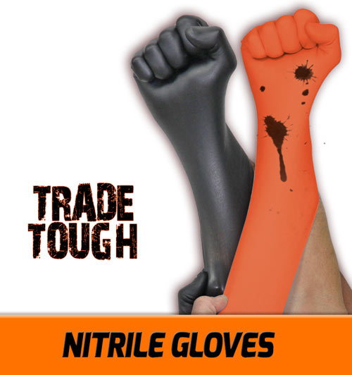 PTW™ Disposable Nitrile Gloves