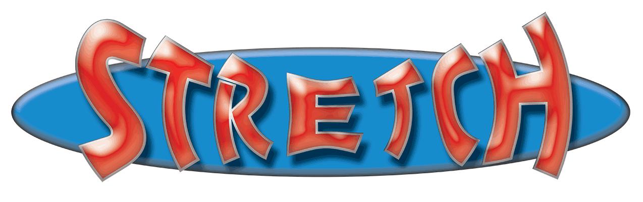 STRETCH CV Boot logo